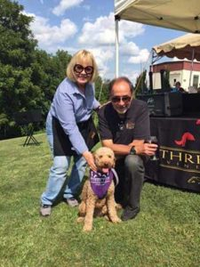 Three Fox Vineyard top dog friendly wineries in Northern Virginia